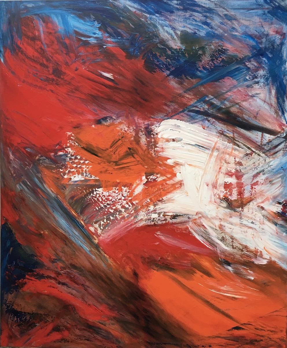 Ursula Schregel, La victoire du coq, 2017, fineartprint auf Hahnemühle, signierte und limitierte 10-er Auflage (60x50cm)